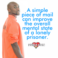 Prisoner Rehabilitation Aide with Pen Pal Services