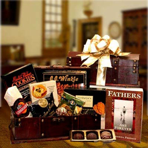 Father's Are Forever Gift Chest 85106