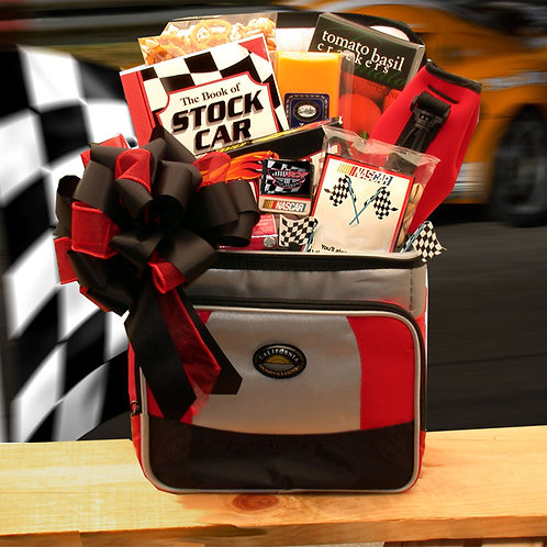 And The Race Is On Nascar Lovers Gift Chest 85182