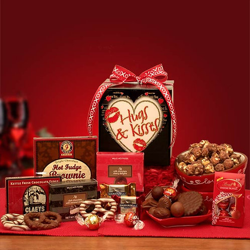 Hugs & Kisses Valentine Care Package 8161932