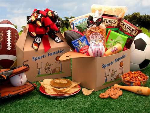 The Sports Fanatic Care Package  819182