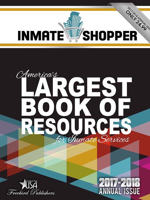Inmate Shopper Annual 2017-18 E-Book