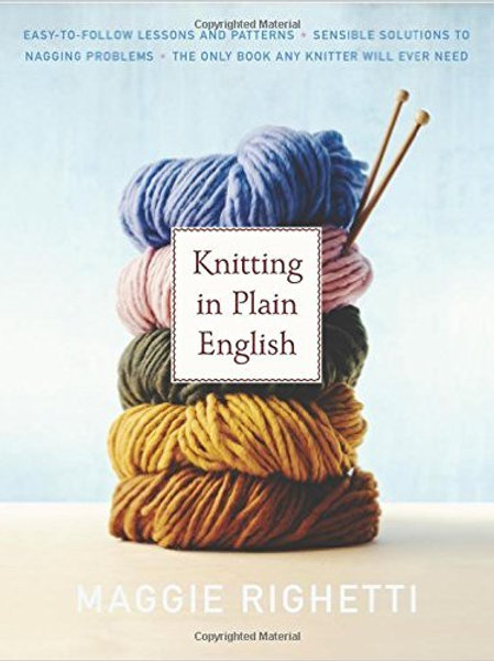 Knitting in Plain English