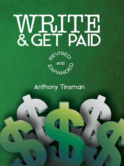Write and Get Paid E-Book
