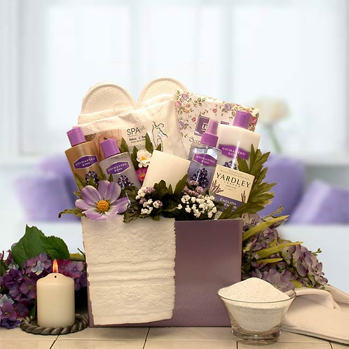 Spa Inspirations Bath & Body Gift Box 8412952
