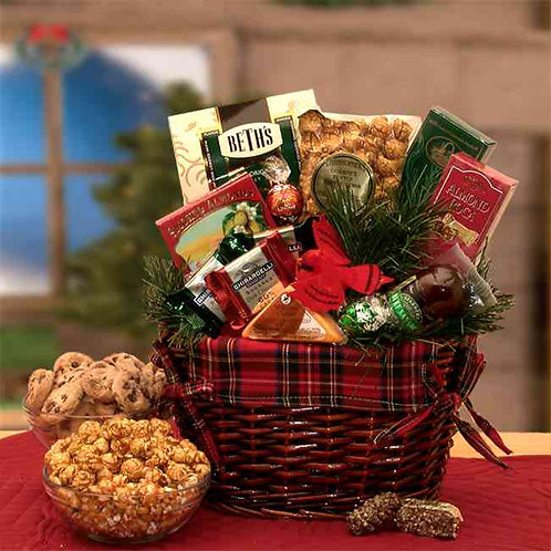 An Old Fashioned Christmas Gift Basket 8161612