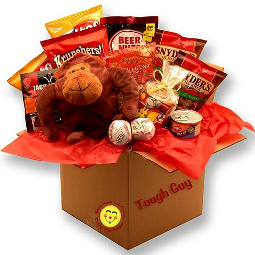 Tough Guy's Snack Care Package 819591