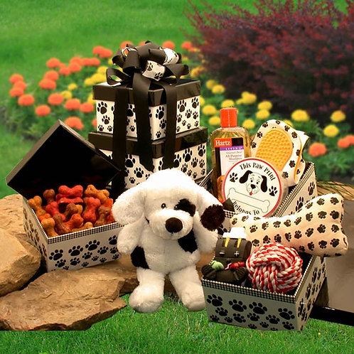 Patches' Doggie Tower 87032