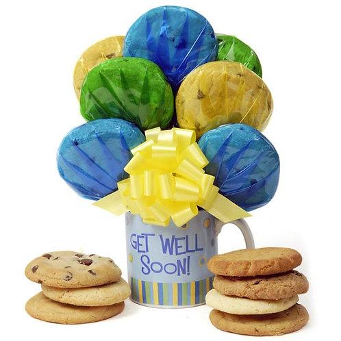 Get Well Soon Cookie Mug - CB-GET-MUG-STRP