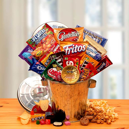 Snack Survival Gift Can 820612