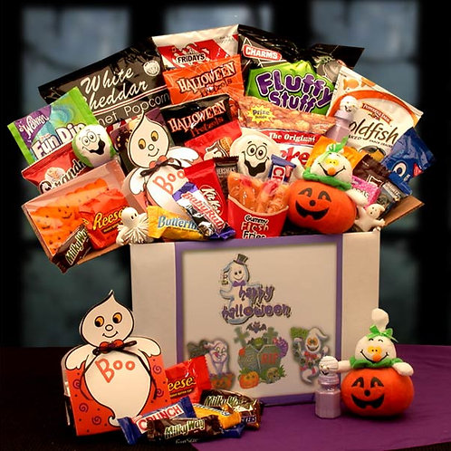 Halloween Boo Box Care Package 914632