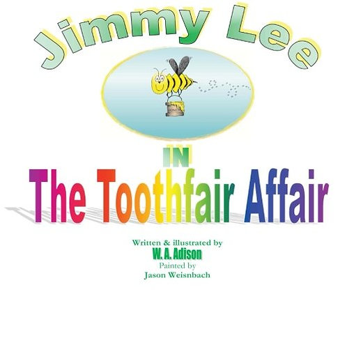 Jimmy Lee in The Toothfair Affair by W.A. Adison
