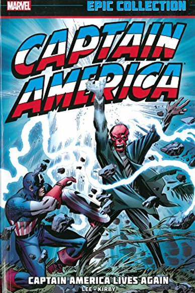 Captain America Epic Collection: Captain America L