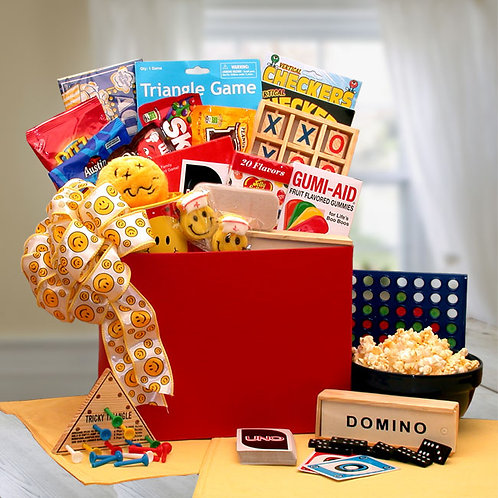 A Smile A Day Get Well Gift Box 813492