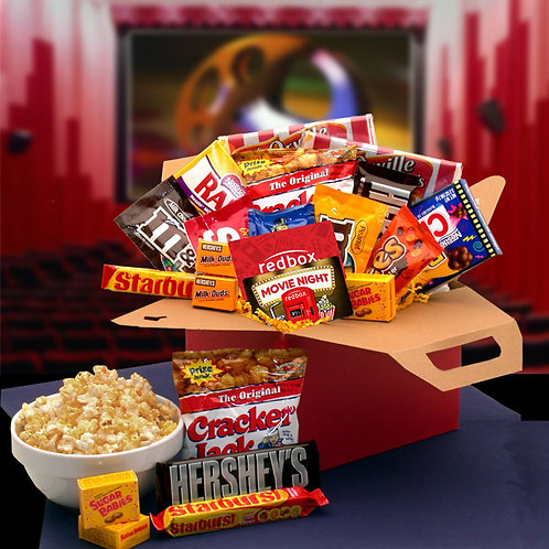 Blockbuster Night Movie Care Package 819412