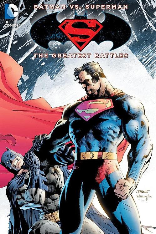 Batman vs Superman: Their Greatest Battles