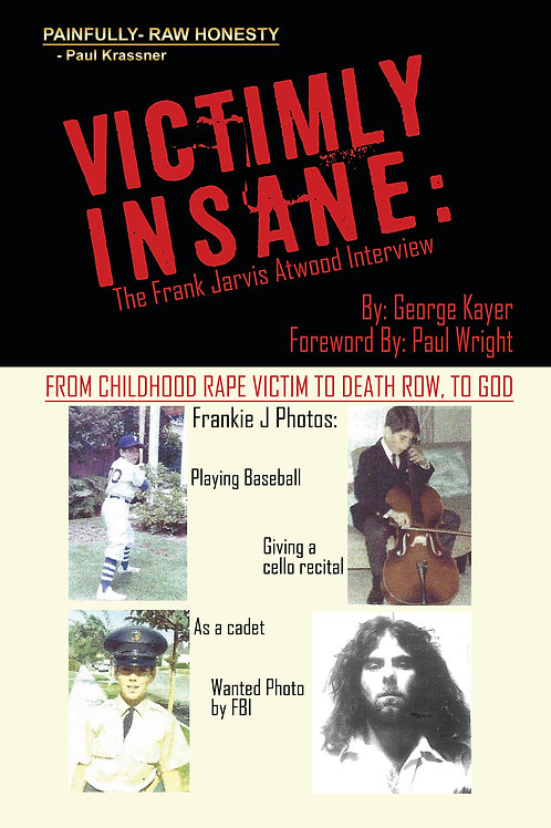 Victimly Insane - Kindle Issue