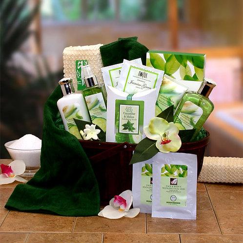 Cucumber & Melon Calming Spa Bath & Body 8413702