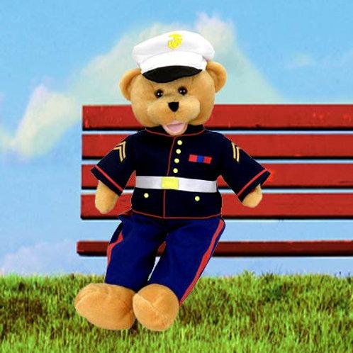 American Hero Marine Bear G1925
