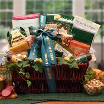 Many Thanks! Gourmet Gift Basket 830232