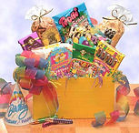Shop for Birthday Giftbaskets from Freebird Publishers