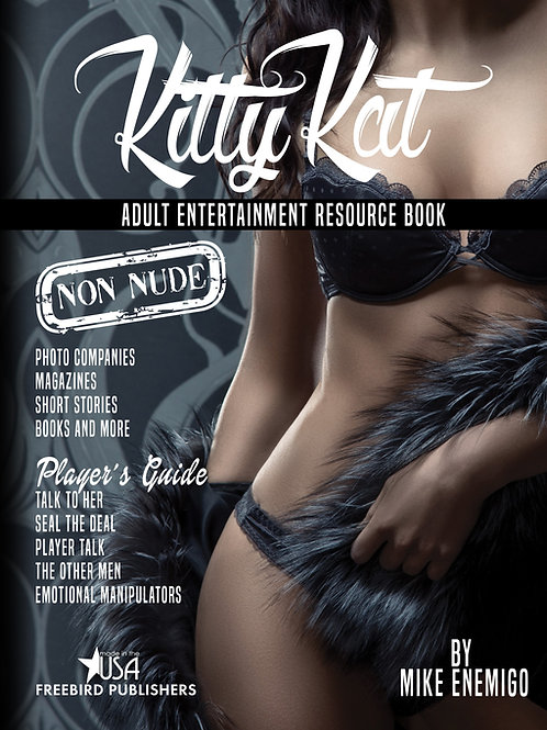 Kitty Kat: Adult Entertainment Non-Nude E-Book