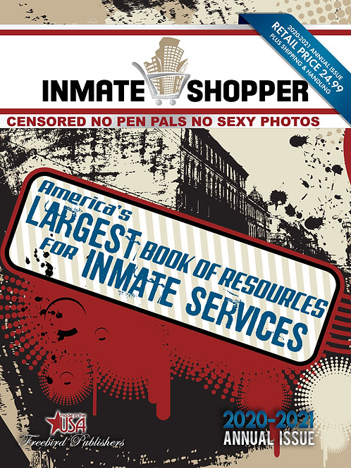 Inmate Shopper Annual 2020-21 CENSORED