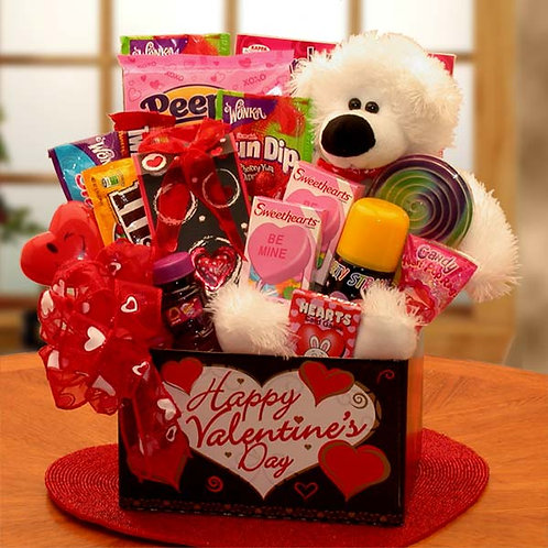 You're Beary Huggable Kids Valentine 8161232