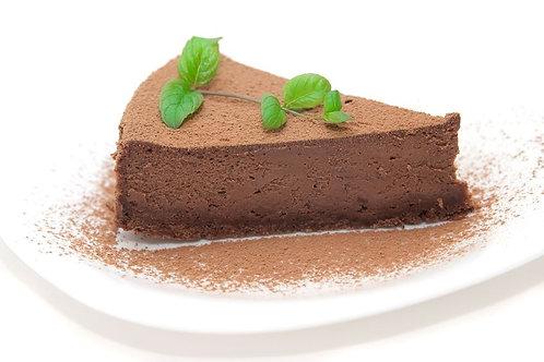 Decadent Chocolate Cheesecake Chscke-Choc