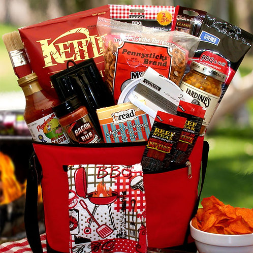 The Master Griller BBQ Gift Chest 810831