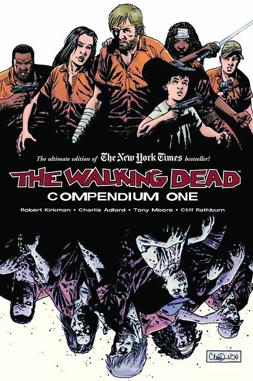 Walking Dead: Compendium One