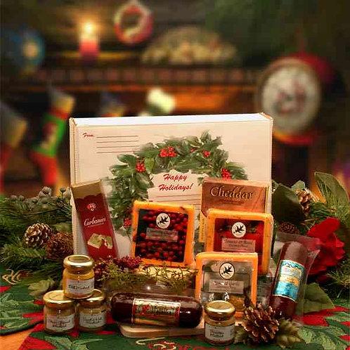 Happy Holidays Gourmet Sampler Pack 816232