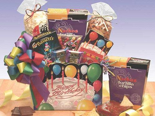 Happy Birthday Gift Box 86062