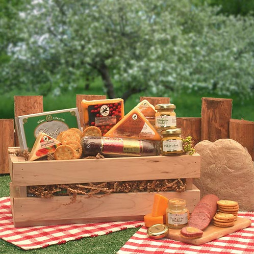 Signature Sausage & Cheese Crate 820432