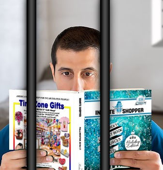 Prisoner with Inmate Shopper