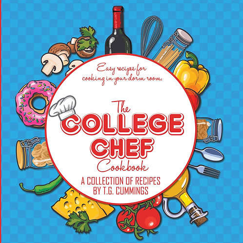 College Chef Cookbook