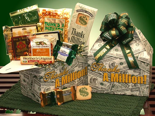 Thanks A Million  Deluxe Care Package 818022