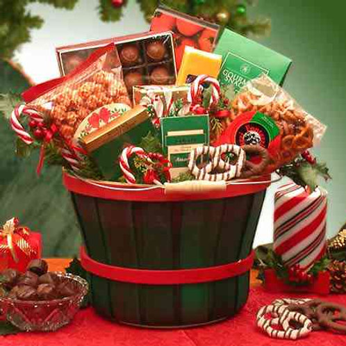 Holiday Traditions Gift Basket 815212