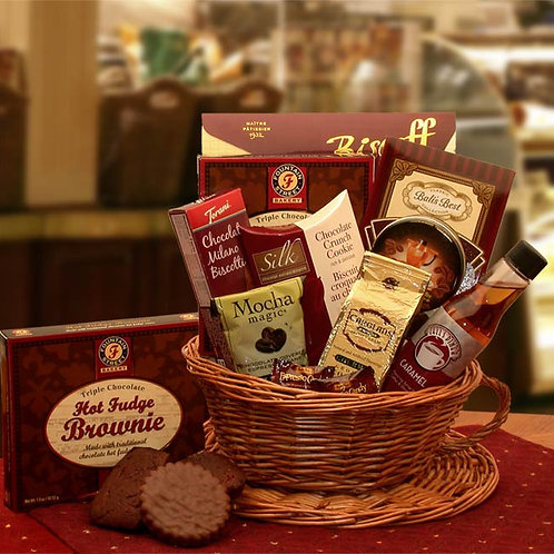 A Cup Of Joe Coffee Gift Basket 810592