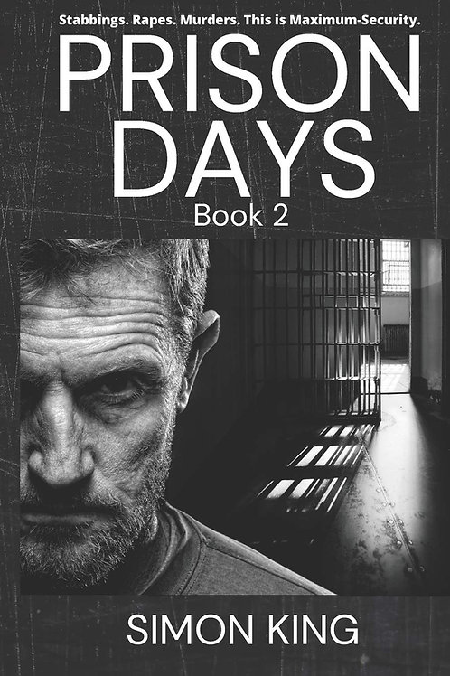 Prison Days: True Diary Entries by a Maximum Security Officer Book 2