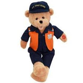 American Heroes Coast Guard Bear
