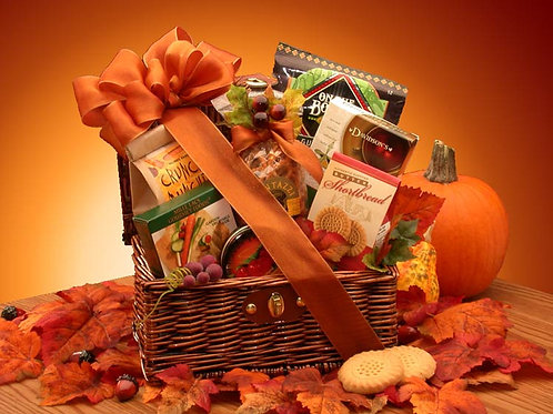 Fall Snack Chest 91521