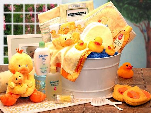 Bath Time Baby Gift tub - Large  89091
