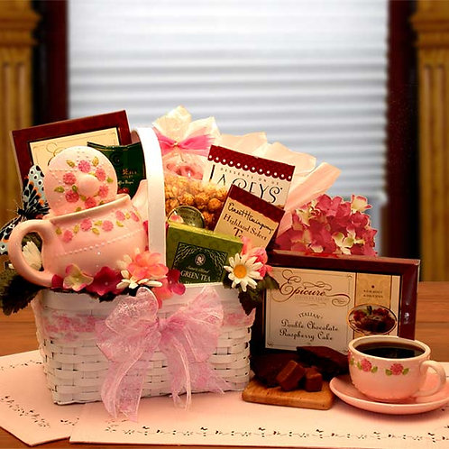 A Tea Lovers Little Tea Pot Gift Set 8413132
