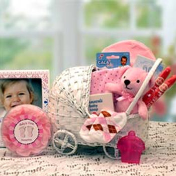Bundle of Joy Baby Carriage- Girl-89052P
