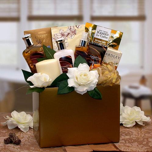 Caramel Inspirations Spa Gift Box 8413572