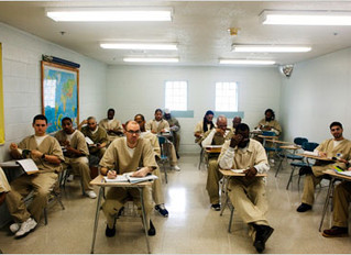 Noise and the Incarcerated Student