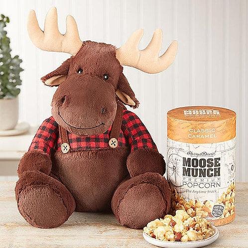 Jasper The Moose & Moose Munch
