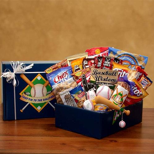 Take Em To The Ballpark Baseball Gift Pack 88052