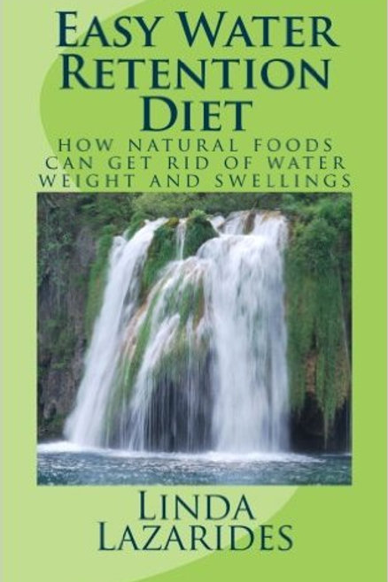Easy Water Retention Diet: how natural foods can g